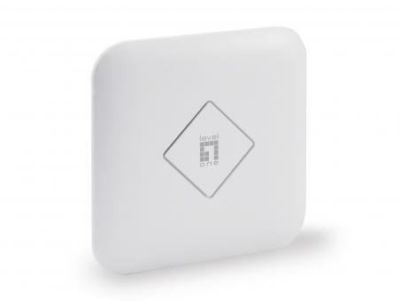 Managed AC WLAN-Decken/Wand-Access-Point1200Mbps 802.11ac/a/b/g/n, 802.3af PoE, Dual-Band