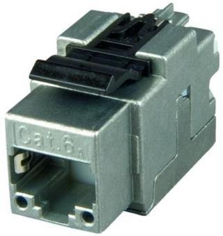 AMJ-Modul K Cat.6A (tiefgest.n.ISO/IEC) RJ45-Modul | Cat.6A | AMJ-K